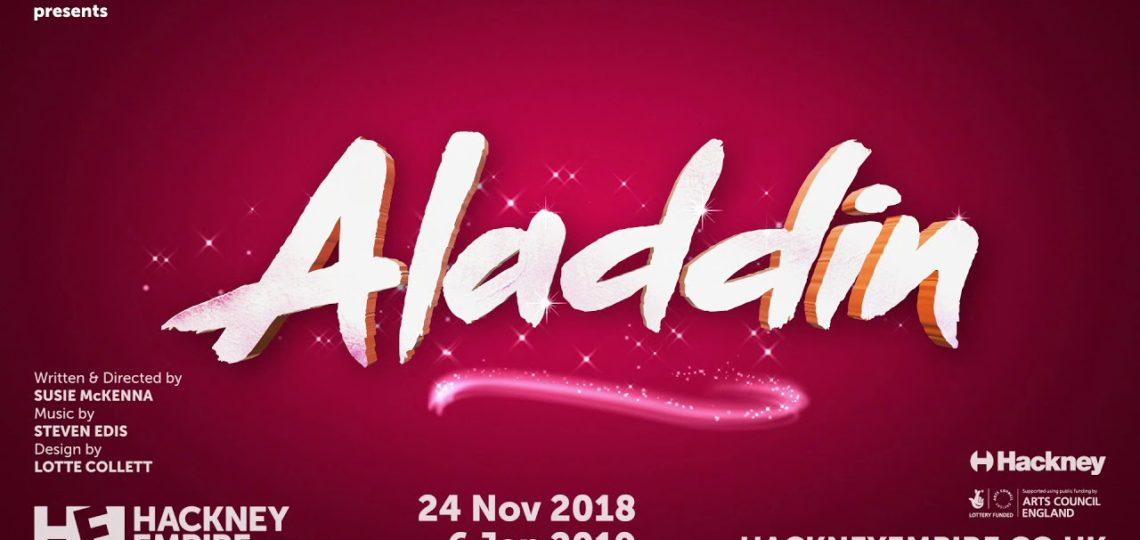 aladdin hackney pantomime